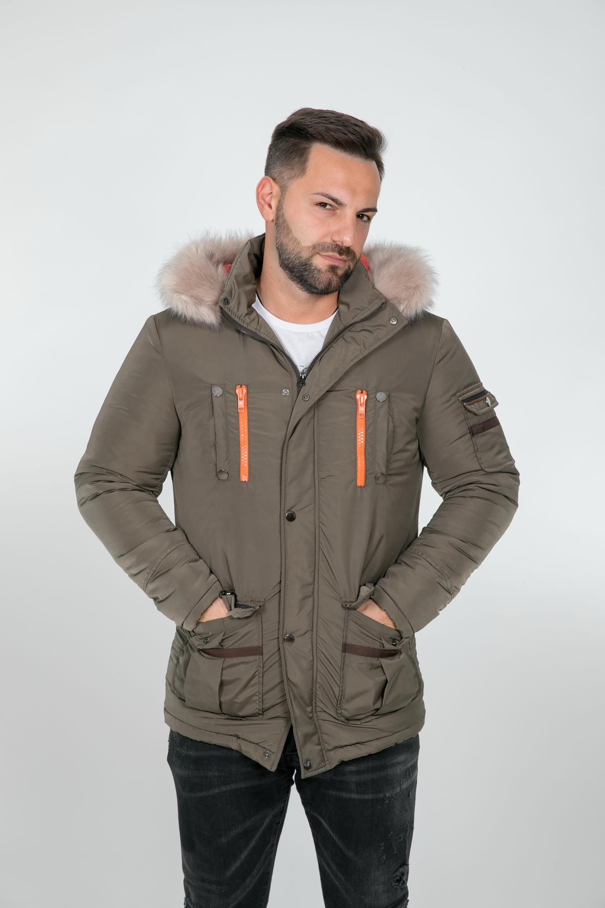 Muška jakna ForteFashion model D10