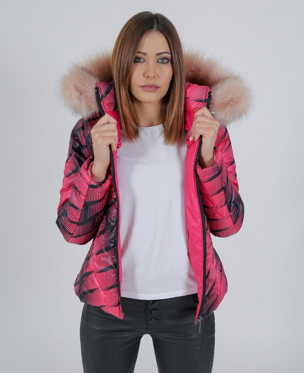 Ženska jakna ForteFashion model D11