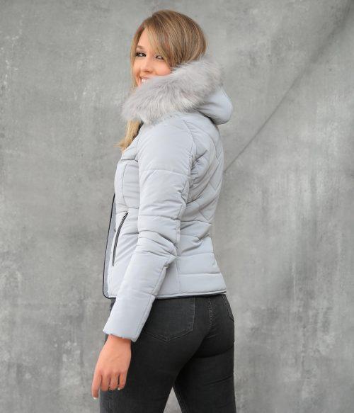 Ženska jakna ForteFashion model F5 (siva)