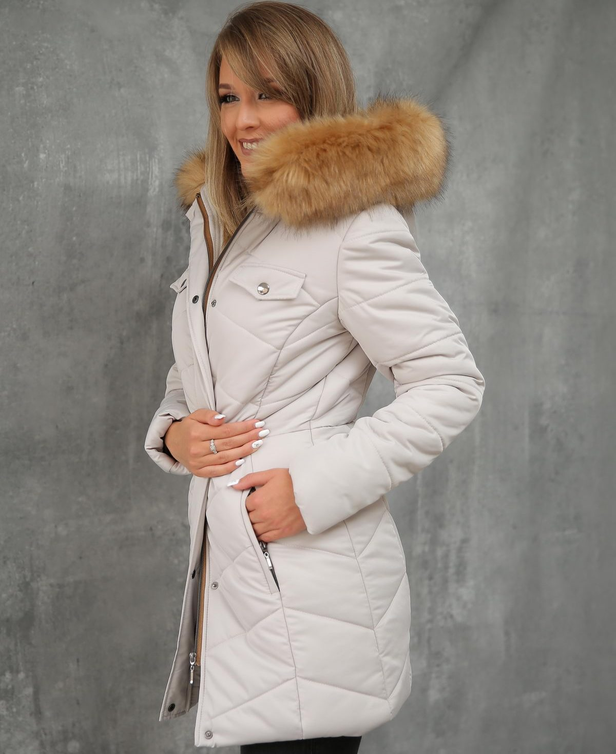 Ženska jakna ForteFashion model F3